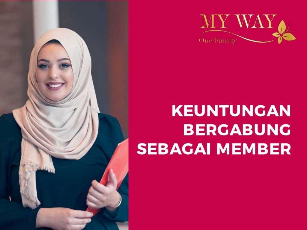 Kelebihan Daftar Bisnis My Way Indonesia