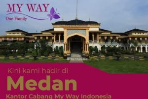 My Way Indonesia Cabang Medan