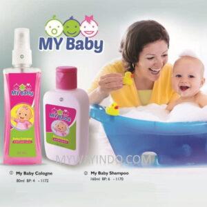 My Baby Perfume - Jual Produk MyWay Asli, Parfum Bayi