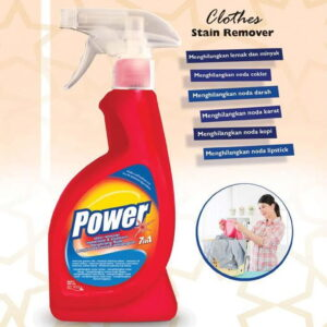 Power 7in1 Stain Remover My Way, Penghilang Noda Lengket Darah, Kopi Karat