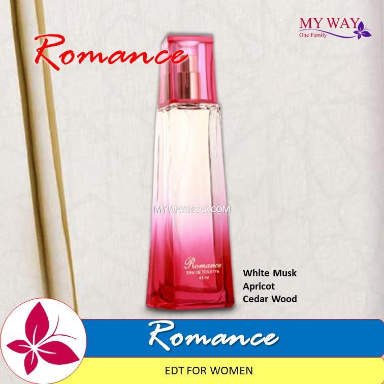 Parfum ROMACE - EDT untuk Wanita My Way Wangi Arab Mesir Murah