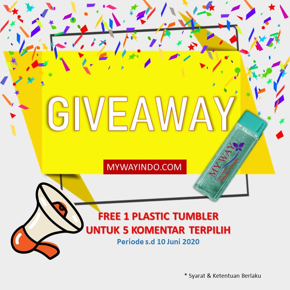 Giveaway My Way Indonesia