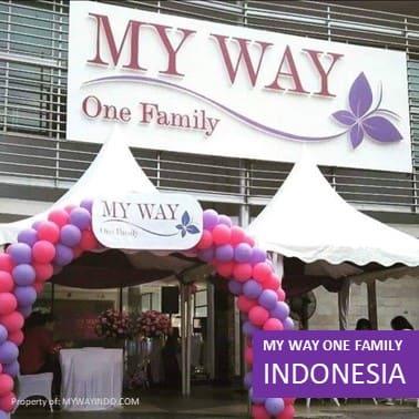Kantor Pusat My Way Indonesia di Jakarta Bisnis Online Lagi Trend